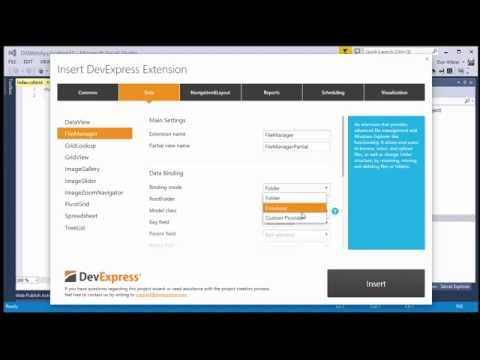 Repeat DevExpress ASP NET File Manager with Amazon Storage