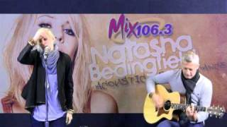 "Natasha Bedingfield - ""Pocket full of Sunshine"" - Acoustic Performance -  Mix 106.3"