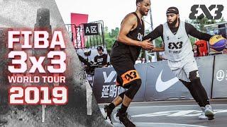 RE-LIVE - FIBA 3x3 WT Nanjing 2019 - Day 1