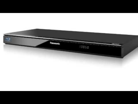 New Driver: Panasonic DMP-BDT120EB Blu-ray Player