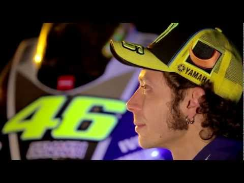 Interview with Valentino Rossi
