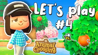 I found one of my FAIRY DREAMIES?! Let's Play ACNH #4