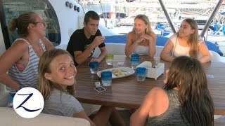 Family Living on a Boat -  Kids and Repairs and Repairs and Repairs [Sailing Zatara Ep 49]