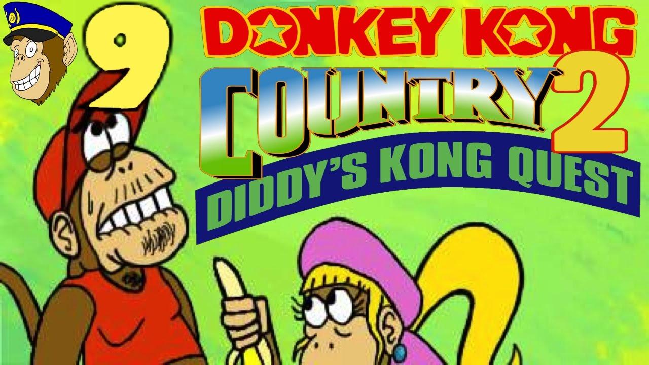 Donkey Kong Country 2 - Part 9 - Teen Titans Go Rant -8487