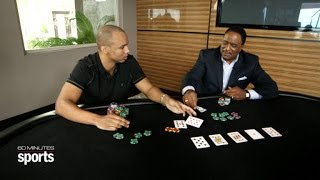 Phil Ivey - 60 MINUTES SPORTS Preview