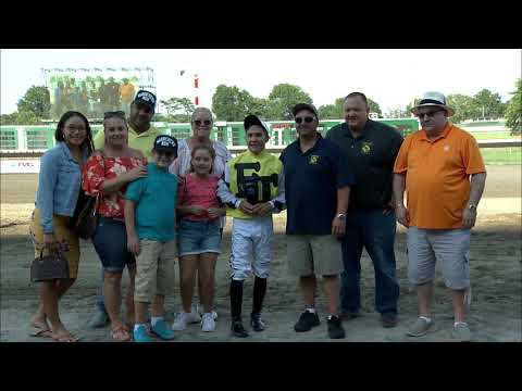 video thumbnail for MONMOUTH PARK 7-26-19 RACE 10