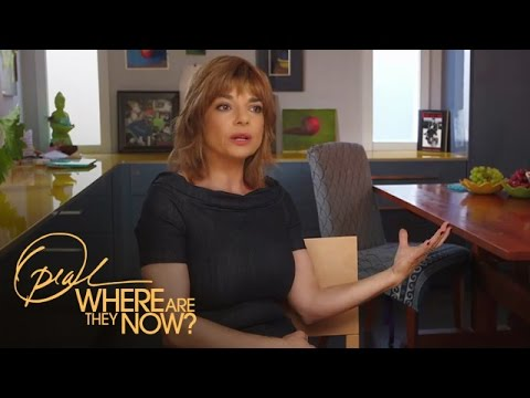 Laura San Giacomo on How to View Disability  Where Are They Now  Oprah Winfrey Network