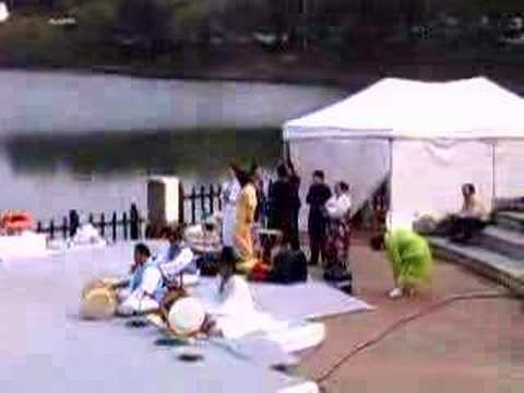 korean shaman performance-gunsan