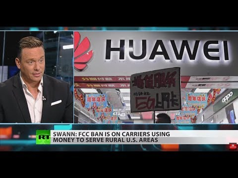 FULL SHOW: No evidence Huawei is a threat to US – Ben Swann