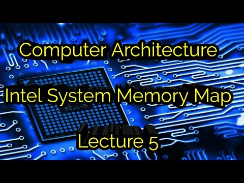 Computer Architecture: PC System Memory Map For Intel System X86