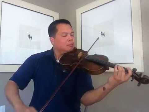 Sound of Music Medley for Violin