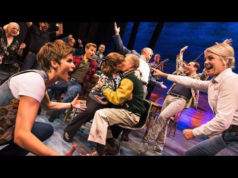 Canadian musical 'Come From Away' scores seven Tony Award nominations