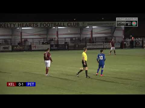 Kelty Hearts Peterhead Goals And Highlights