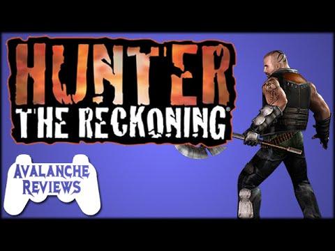 Hunter the Reckoning Wayward: Avalanche Reviews