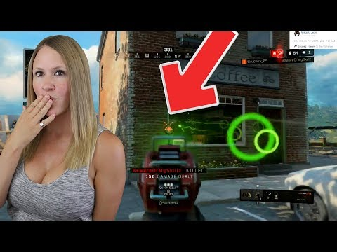 CALL OF DUTY BLACKOUT RAY GUN GAMEPLAY!!