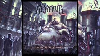 Acrania - A Gluttonous Abomination NEW SONG