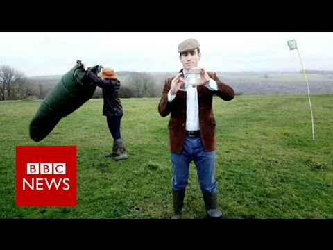 Bottles of 'fresh air' sold for £80/$115 to China - BBC News