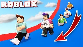 WIPEOUT ROBLOX RACE OBBY!