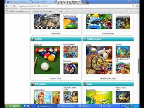 الحلقة 8: من أفضل مواقع الألعاب للتحميل myPLAYcity