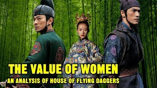 House of Flying Daggers / Lovers (2004) analysed & explained