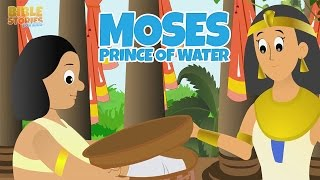 Moses Grows Up as a Prince! - 100 Bible Stories