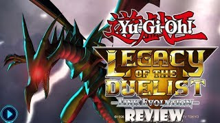 Yu-Gi-Oh! Legacy of the Duelist: Link Evolution (Switch) Review (Video Game Video Review)