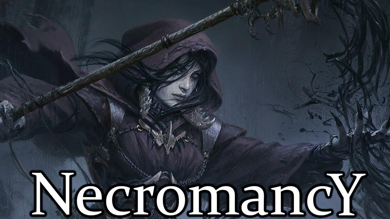 Necromancy: The Dark Art of Summoning The Dead - (Exploring Magic Ep.1)