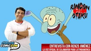 Video Entrevista Renzo Jimenez Caracas ComicCon 2015 download MP3, 3GP, MP4, WEBM, AVI, FLV Oktober 2018