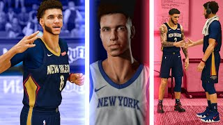 LaMelo Ball MyCareer #6 | Blockbuster Trade | Lonzo & LaMelo Forms Big 3 w/ Zion | NBA 2k20 MyCareer