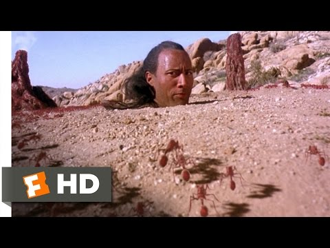 The Scorpion King (2/9) Movie CLIP - Fire...