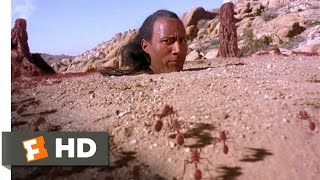 The Scorpion King  2/9  Movie Clip - Fire Ants  2002  Hd