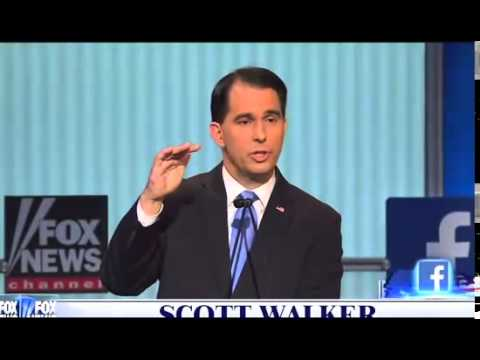 Scott Walker on His Religion and Political Beliefs