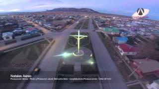 Natales Aéreo 2014 - Producción Aérea en Puerto Natales