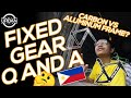 Carbon or Aluminum Frame? - Fixed Gear Q&A | Manila Urban Fixed