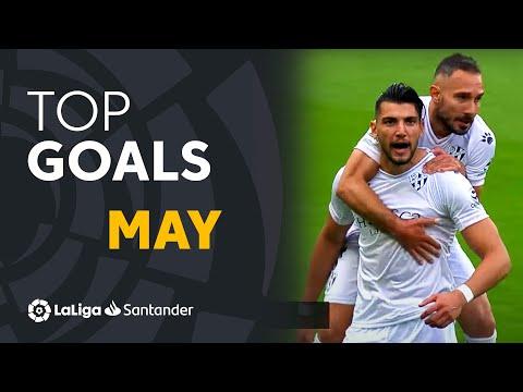 TOP GOLES Mayo LaLiga Santander 2020/2021