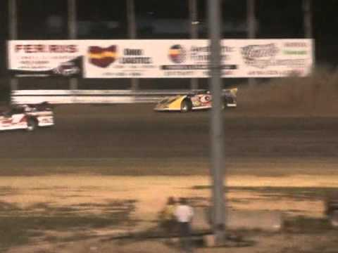 Waynesfield Motorsports Park 4.26.09 Late Model Feature