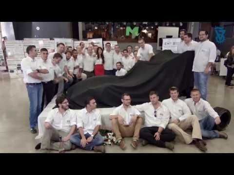 Technion Student Formula Car 2014