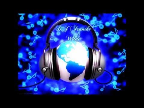 DJ Frankie Wilde new project poster