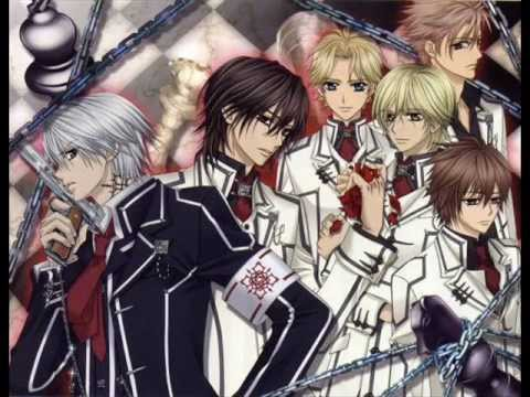 Vampire Knight Opening 1 (Futatsu no Kodou to Akai Tsumi) Full Version