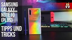 Samsung Galaxy Note 10 (Plus) - Tips und Tricks / Neue Funktionen [Deutsch/German]