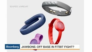 Fitbit vs. Jawbone: The Wearable Wars Heat Up