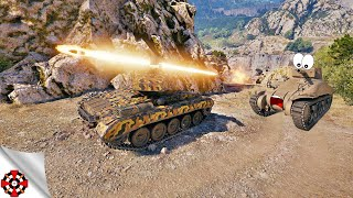 World of Tanks - Funny Moments | RNG Overload! (WoT rng, May 2019)