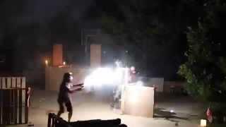 EPIC Firework War