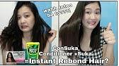 CONSUKA?! Bakit Effective (Severely Damaged/Rebonded Hair) ACV