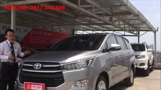 [Đã bán]Xe Toyota Innova 2017 cũ giá bao nhiêu rẻ nhất - 0937.447.889 Mr.Khiêm