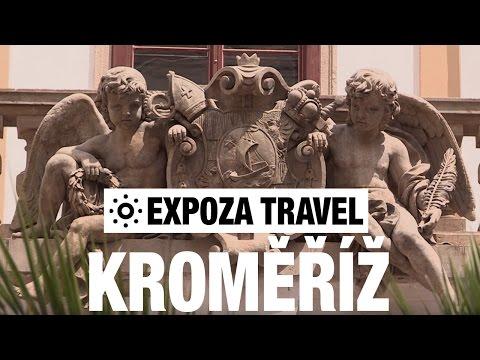 Kroměříž (Czech Republic) Vacation Travel Video Guide