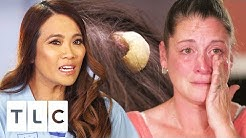 Dr. Pimple Popper Removes A Potentially Cancerous Horn | Dr. Pimple Popper