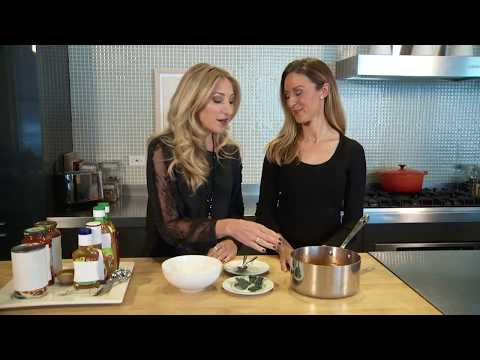 Making Healthy Sauces