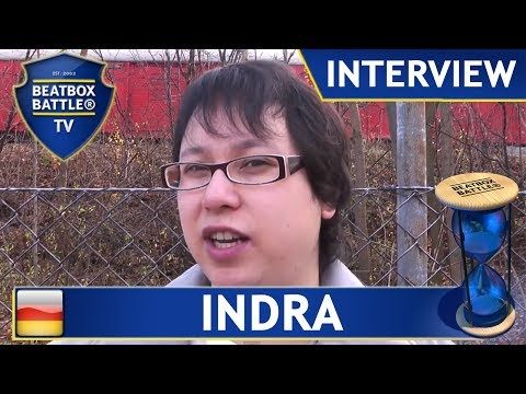 Indra from Germany - Interview - Beatbox Battle TV