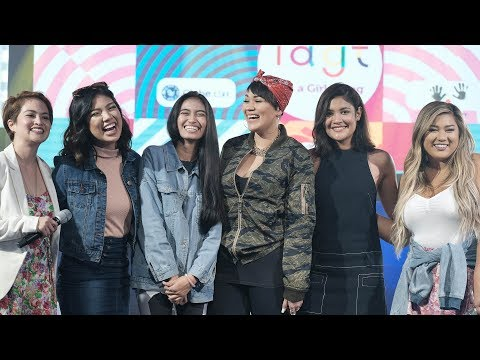 Livestream: It's A Girl Thing Presscon with Janina Vela Pamela Swing & more
